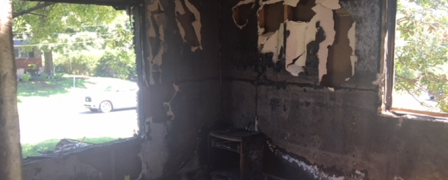Common Causes for Fire Damage