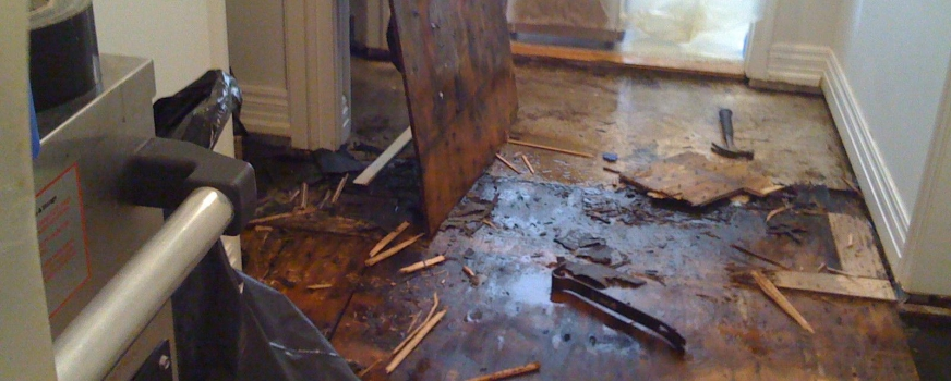 Common Water Damage Scenarios